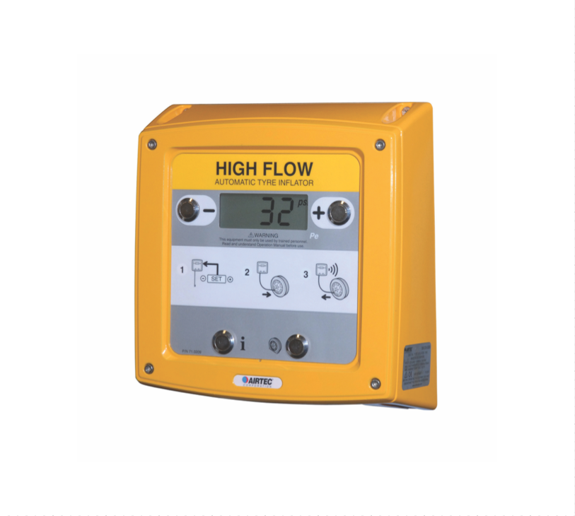XDB High Flow Tyre Inflator