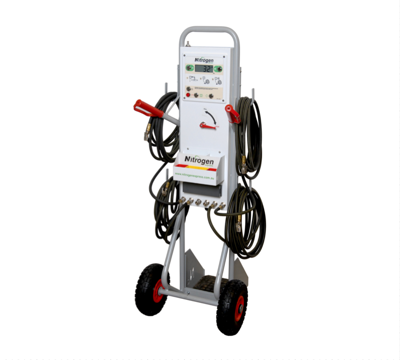 TR6 Nitrogen Trolley