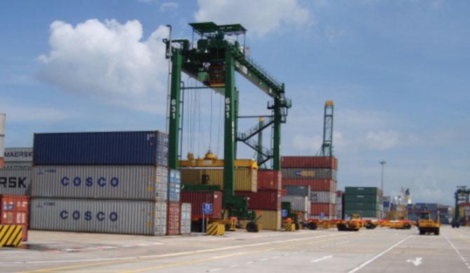 Singapore ports case study photo 2