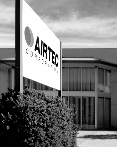 Airtec's office in Adelaide SA