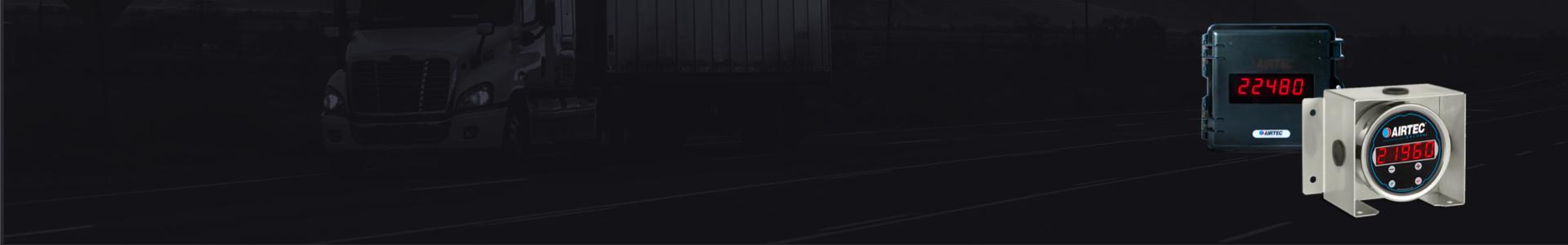 Subheader image - Airtec Digital Truck Scales AXL Series