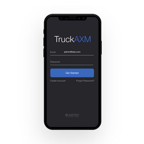 TruckAXM App