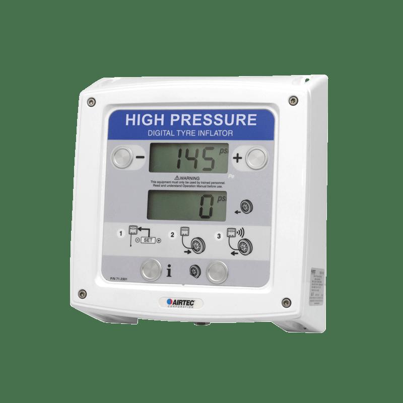 89XDH-1001 High Pressure Inflator
