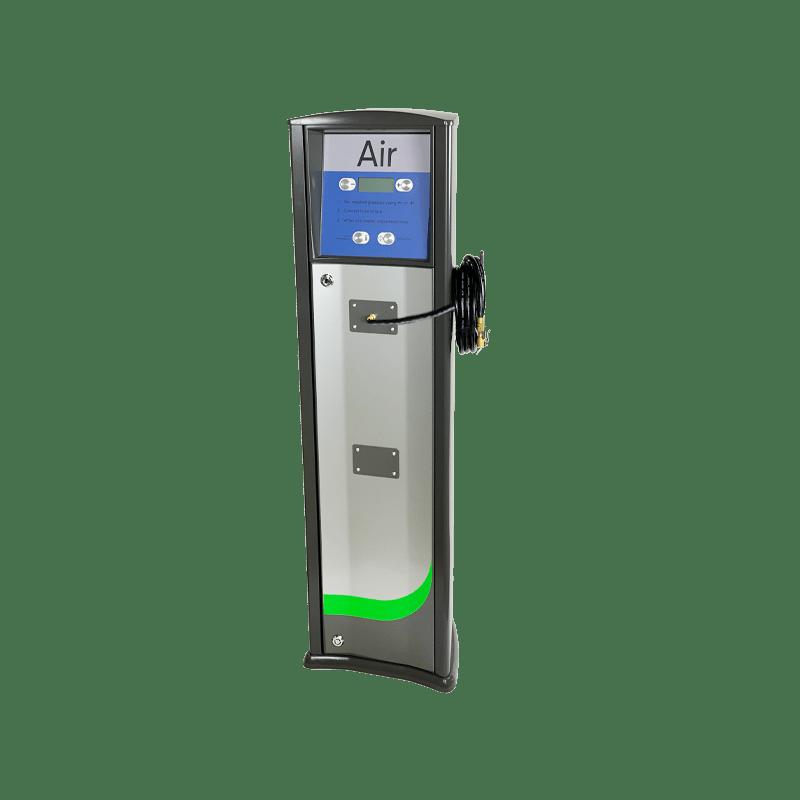FRP Freestanding inflator with compressor EG